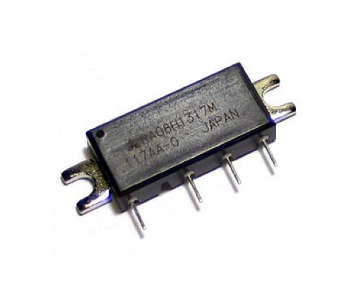 RA08H1317M - 8WATT VHF RF MOSFET Amplifier Module