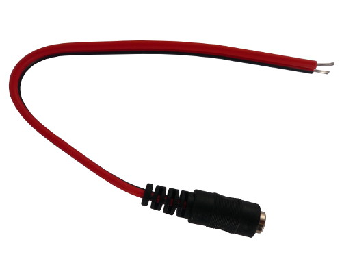 CAB19 - Power 5.5x2.1mm female connector with cable
