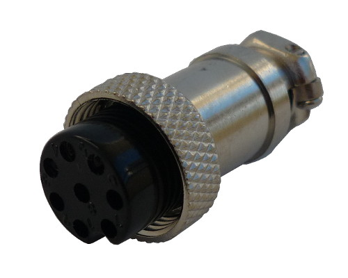 CON11 - 8pin microphone connector