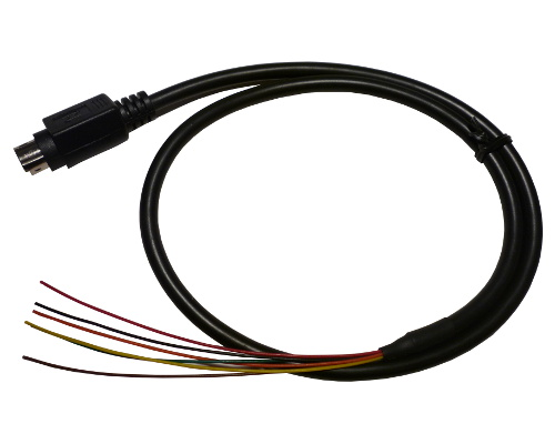CAB10 - Pigtail Minidin 6pin
