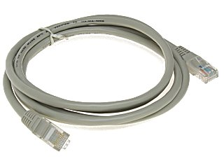 CAB09 - UTP RJ45/RJ45 patch cable 3m