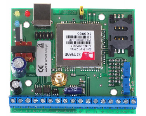 RPTC/GSM - Repeater controller with GSM